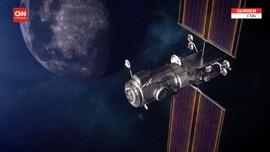 VIDEO: Dikontrak NASA, SpaceX Dapat Rp4,6 T di Misi Gateway