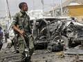 FOTO: Bingkai Kelam Ledakan Bom Mobil di Somalia