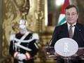 PM Italia yang Baru Mario Draghi Tunjuk Deretan Menteri