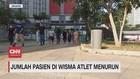 VIDEO: Jumlah Pasien di Wisma Atlet Menurun