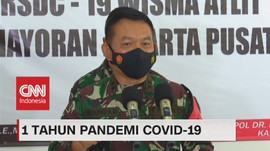 VIDEO: 1 Tahun Pandemi Covid-19