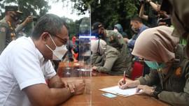 Konvoi Moge Lolos Ganjil Genap di Bogor Didenda Rp250 Ribu