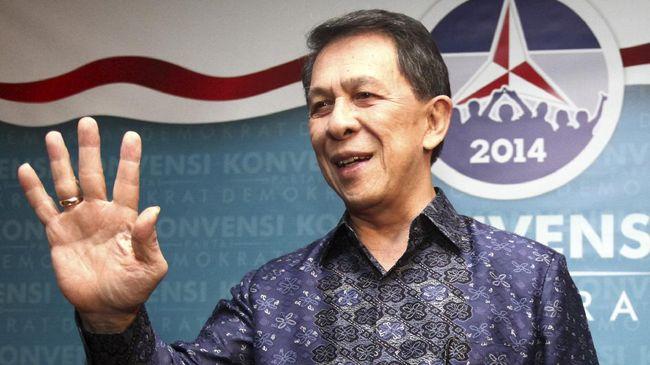 Dubes RI untuk Filipina Sinyo Harry Sarundajang meninggal dunia di rumah sakit MRCCC Siloam Semanggi, Jakarta, pada Sabtu (13/2).