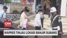VIDEO: Wapres Tinjau Lokasi Banjir Subang