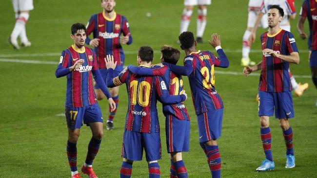 Barcelona Vs Psg Blaugrana Gembira Neymar Dan Di Maria Absen
