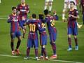 4 Striker Barcelona Kalah Tajam dari Suarez
