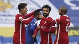 Top Skor Liga Inggris: Fernandes Konsisten Kejar Salah