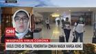 VIDEO: Covid-19 Tinggi, Pemerintah Izinkan Masuk Warga Asing