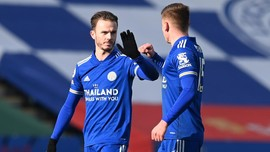 Maddison Ejek Liverpool: Leicester Juga Banyak yang Cedera
