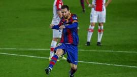 Jelang El Clasico, Zidane Ingin Messi Bertahan di Barcelona