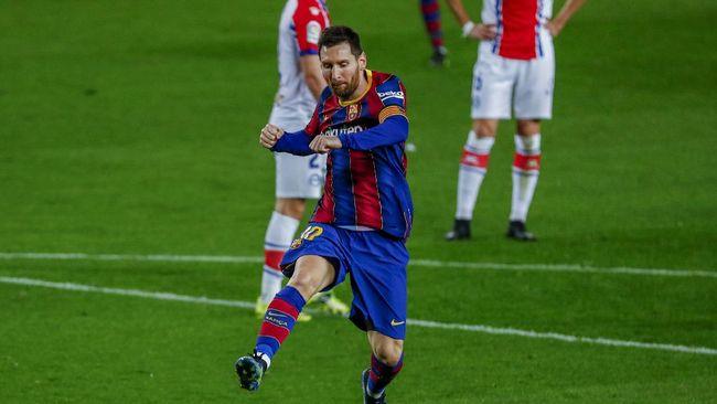 Berikut jadwal 16 besar Liga Champions yang akan dimulai pekan ini termasuk duel Barcelona vs Paris Saint-Germain.
