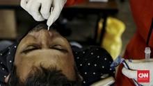 Setahun Pandemi: Bertambah 5.712, Total Kasus 1.347.026