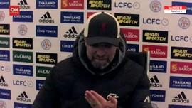 VIDEO: Detik-detik Klopp Sebut Liverpool Tak Bisa Juara