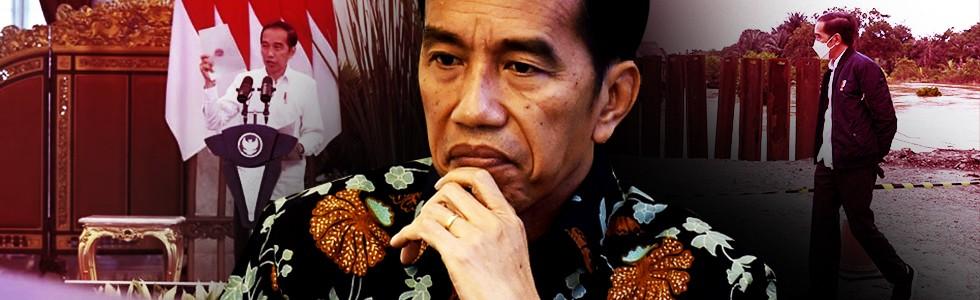 Polemik Jokowi Minta Kritik