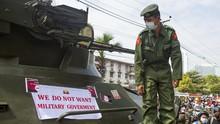 Kecam Kudeta, Utusan Myanmar untuk PBB Dipecat Junta Militer