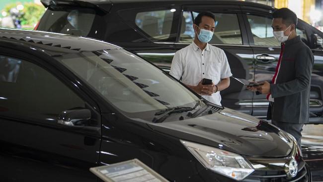Sri Mulyani Restui Gratis Pajak untuk Mobil Baru