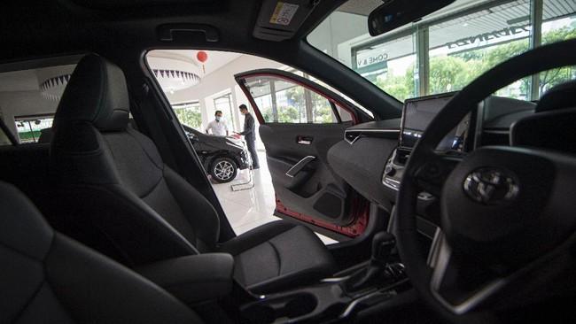Kemenkeu Tagih PPnBM Jika Mobil yang Dijual di Atas 1.500 Cc