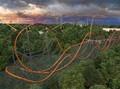 AS Segera Buka Roller Coaster Tertinggi dan Tercepat di Dunia