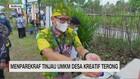 VIDEO: Menparekraf Tinjau UMKM Desa Kreatif Terong