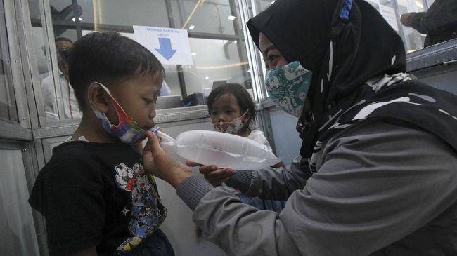 Temuan baru Eijkman, 67,3 persen anak Indonesia yang terapapar virus corona tidak menunjukkan adanya gejala.