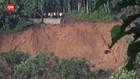 VIDEO: Tebing Longsor, 20 Orang Dinyatakan Hilang