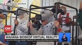 VIDEO: Wahana Bioskop Virtual Reality