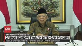 VIDEO: Potensi Wakaf Indonesia Capai Rp 180 Triliun