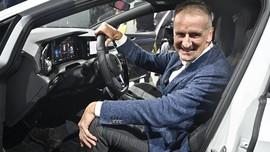 Apple Car di Tengah Jalan, CEO Volkswagen: Saya Tidak Takut