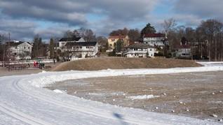 Cegah Warga ke Luar Kota, Oslo 'Pindahkan' Gunung ke Taman