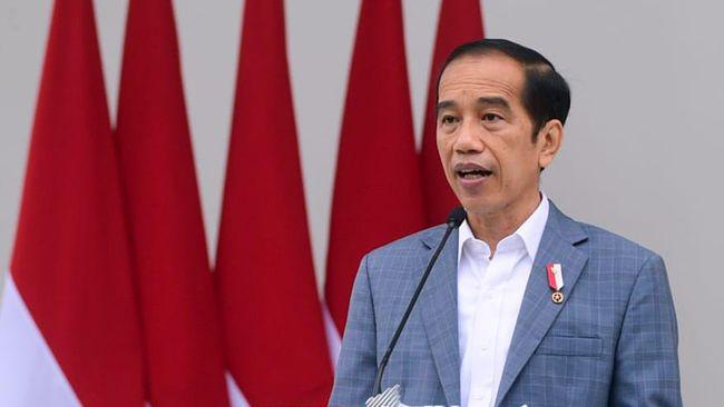 Jokowi Tegaskan Pendapat Soal Presiden 3 Periode