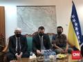 Persita Resmi Lepas Miftah Anwar Sani ke Klub Bosnia