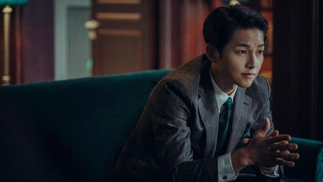 Penayangan perdana drama Korea Vincenzo meraih rating tinggi dalam dua hari berturut-turut.