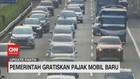 VIDEO: Pemerintah Gratiskan Pajak Mobil Baru