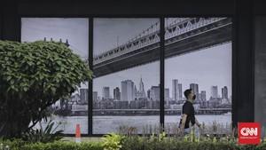 FOTO: Proyeksi Pertumbuhan Ekonomi RI Usai Terinfeksi Corona