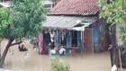VIDEO: Sempat Surut, Warga Pamanukan Kebanjiran Lagi