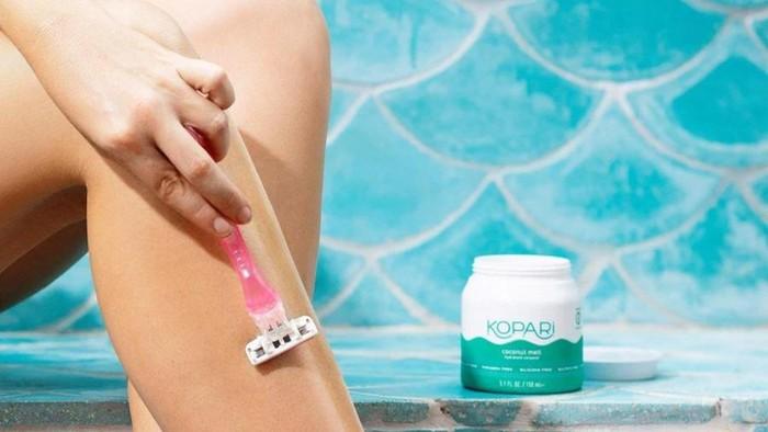 6 Rekomendasi Pengganti Shaving Cream Untuk Wanita