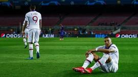 Banyak Pelamar, Mbappe Terancam 'Dipingit' PSG