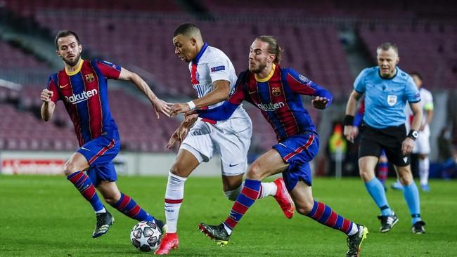 Usai Sevilla, Barcelona Incar Comeback Lawan PSG