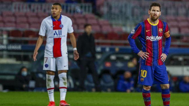 Lionel Messi termasuk raja gol di Liga Champions namun di musim ini Messi hanya bisa membobol gawang lawan lewat eksekusi penalti.