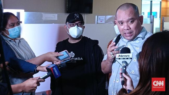 Fredy Kusnadi telah ditangkap usai ditetapkan sebagai tersangka mafia tanah yang menyasar ibu Dino Patti Djalal.