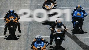 INFOGRAFIS: Jadwal MotoGP 2021