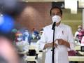 Jokowi Bakal Hadiri Vaksinasi Covid Bagi Jurnalis di GBK