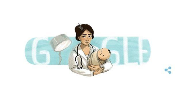 Sosok Marie Thomas, dokter perempuan pertama di Indonesia mewarnai laman pencarian Google hari ini, Rabu (17/2).