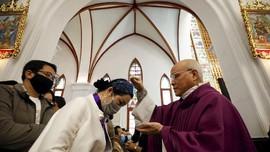 FOTO: Menyaksikan Perayaan Rabu Abu di Berbagai Negara