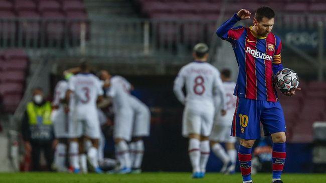 Barcelona bakal kesulitan mempertahankan Lionel Messi yang saat ini diincar Manchester City dan PSG pimpinan taipan asal Arab.