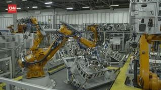VIDEO: Jaguar Bidik Produksi Mobil Listrik Mulai 2025