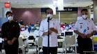 VIDEO: Jokowi dan Anies Pantau Vaksinasi di Tanah Abang