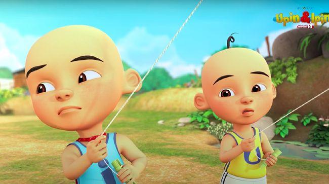 Tim produksi Upin & Ipin membantah pernyataan Ketua KPI Agung Suprio yang menyebut animasi itu bentuk propaganda Malaysia.