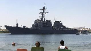 RI Desak Suu Kyi Dibebaskan sampai Kapal Perang AS di Sudan