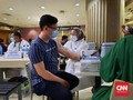 Vaksinasi di Jogja Baru 85 Persen, Pedagang Sempat Takut